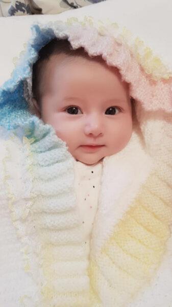 Hình ảnh baby cực dễ thương