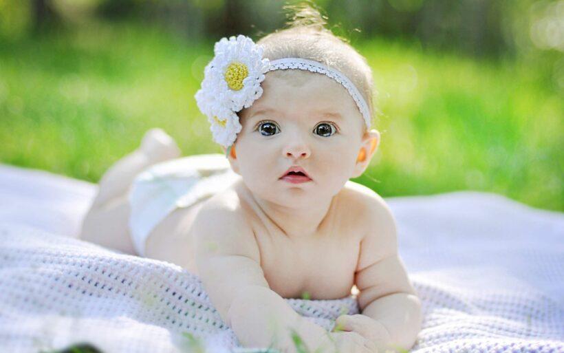 Hình ảnh baby đáng yêu, dễ thương