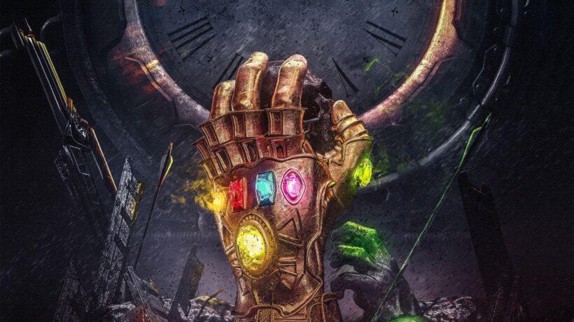 Hình ảnh bàn tay Thanos