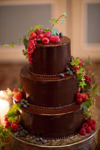 Hình ảnh bánh sinh nhật Socola