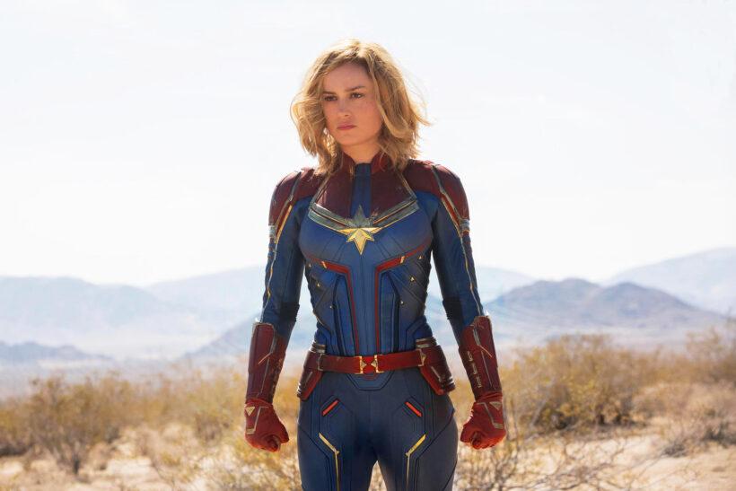 Hình ảnh Captain Marvel
