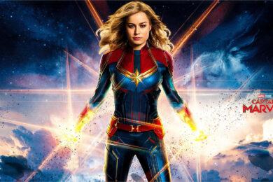Hình ảnh Captain Marvel đẹp, nét nhất
