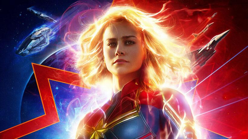 Hình ảnh Captain Marvel MCU