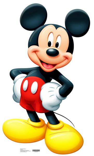 hình ảnh chuột mickey dễ thương cho di động