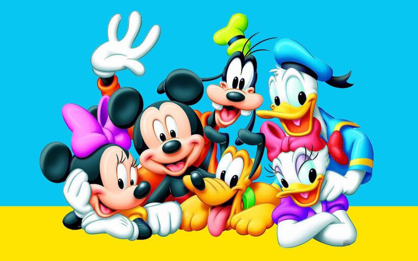 hình ảnh chuột mickey đẹp