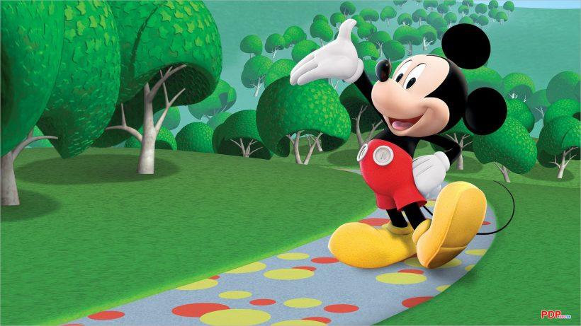 Hình ảnh chuột Mickey đẹp nhất