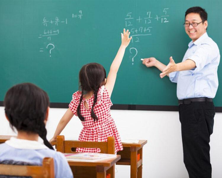 Hình ảnh cực đẹp về thầy cô giáo