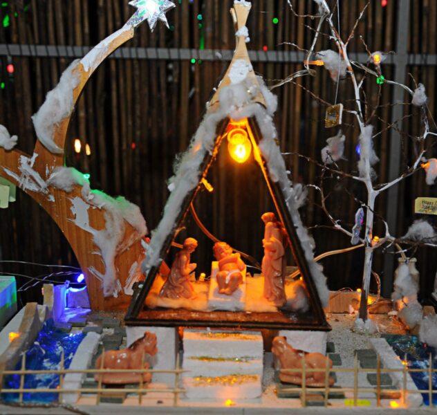 Hình ảnh đẹp về hang đá Giáng Sinh