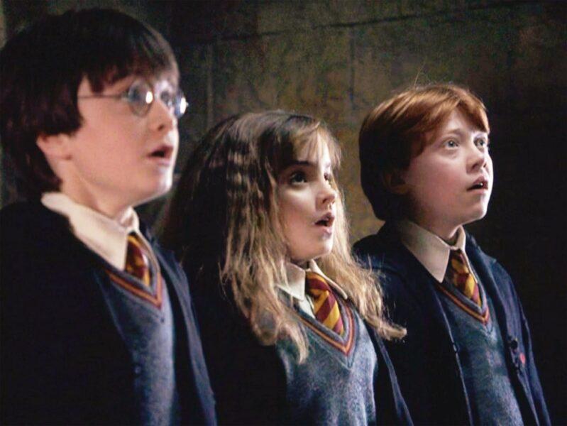 Hình ảnh đẹp về Hary Potter lúc nhỏ