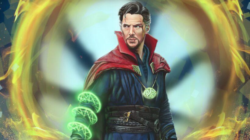 Hình ảnh Doctor Strange 4k
