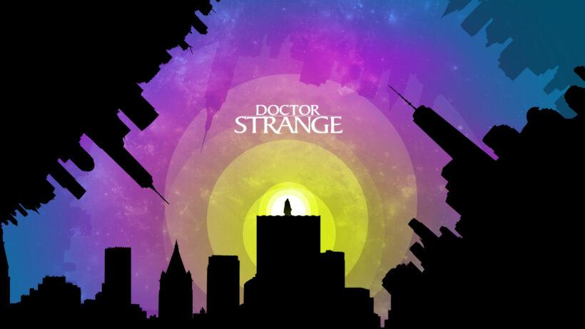 Hình ảnh Doctor Strange