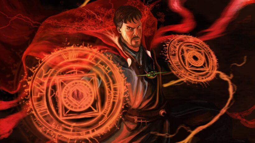 Hình ảnh Doctor Strange cực đẹp