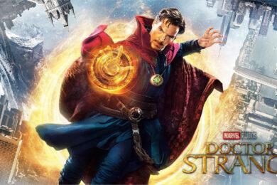 Hình ảnh Doctor Strange đẹp ngầu, chất nhất