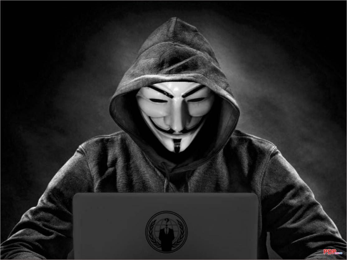 Hình ảnh Hacker, Anonymous đẹp, đầy bí ẩn