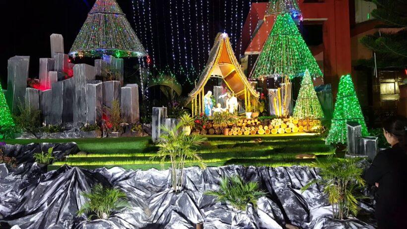 Hình ảnh hang đá Giáng Sinh đẹp