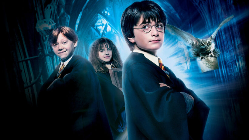 Hình ảnh Hary Potter cùng các bạn lúc nhỏ