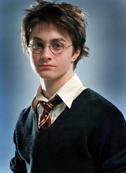 Hình ảnh Hary Potter đẹp trai