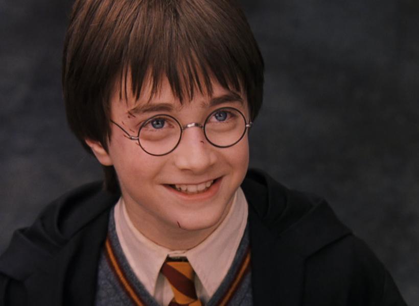 Hình ảnh Hary Potter hồi nhỏ