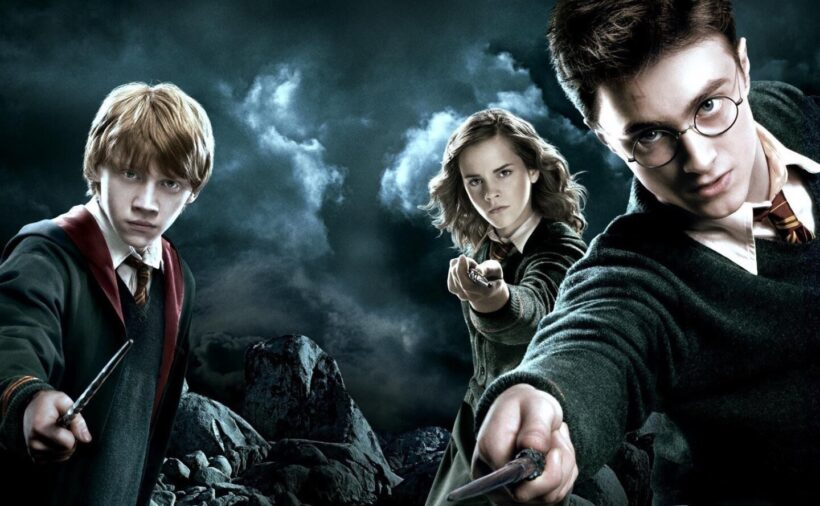 Hình ảnh Hary Potter siêu chất