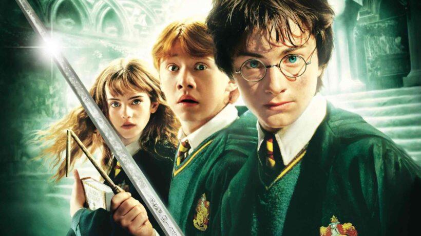 Hình ảnh Hary Potter trong phim đẹp