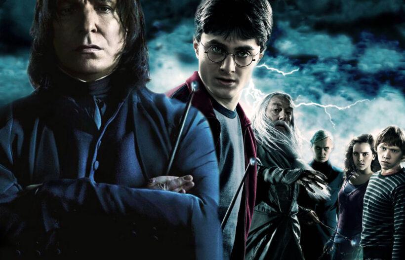 Hình ảnh Hary Potter và các phù thuỷ