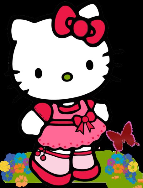 Hình ảnh Hello Kitty đẹp