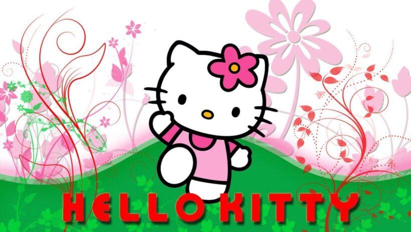 Hình ảnh Hello Kitty đẹp, dễ thương