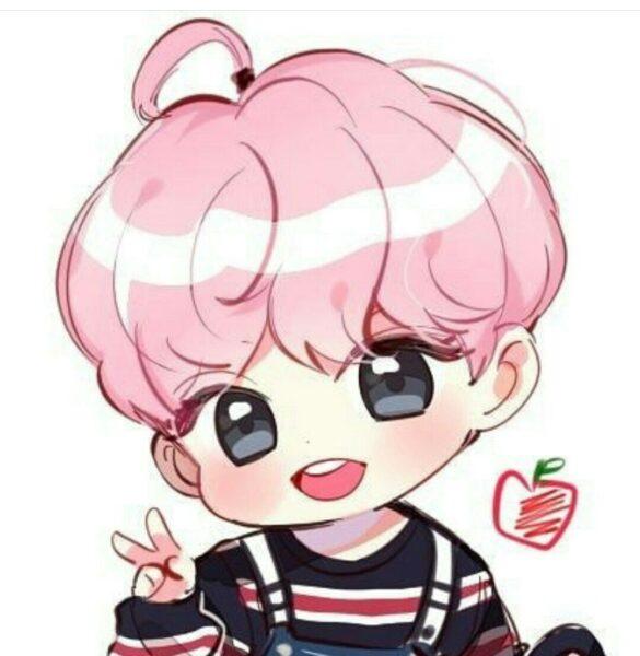 Hình ảnh Jungbook chibi cute