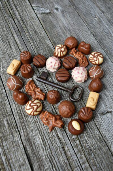 Hình ảnh kẹo Socola