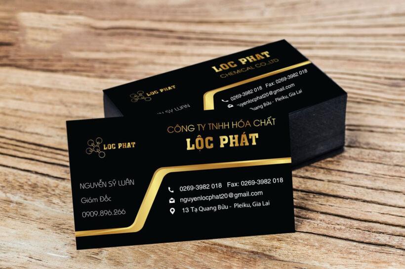 Hình ảnh mẫu card visit công ty đẹp và chất lượng cao