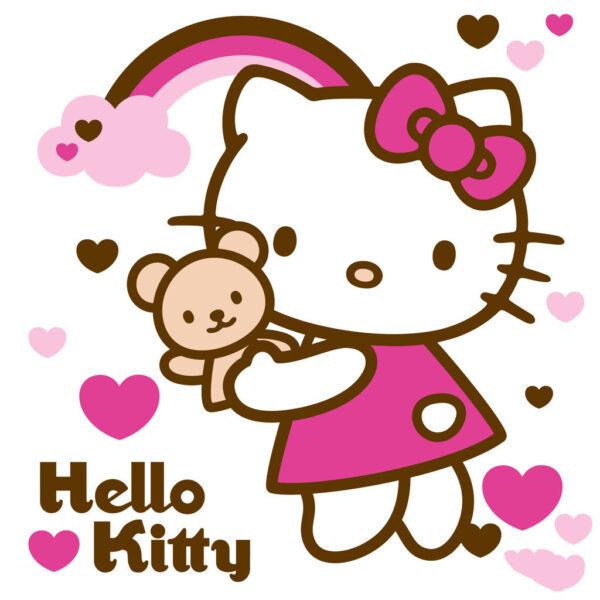 Hình ảnh mèo Hello Kitty