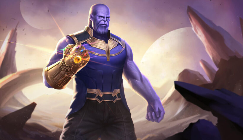 Hình ảnh nền Thanos