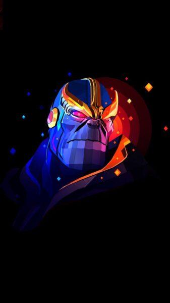 Hình ảnh nền Thanos đẹp