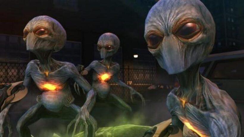 Hình ảnh người ngoài hành tinh Alien
