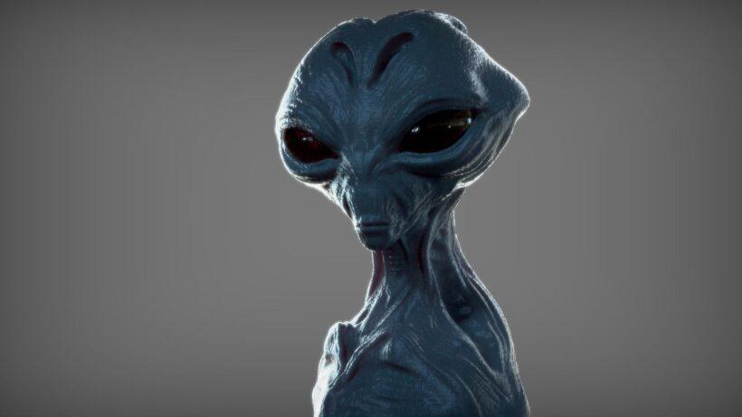 Hình ảnh người ngoài hành tinh đáng sợ