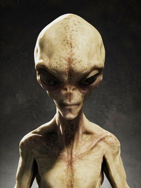 Hình ảnh người ngoài hành tinh đẹp