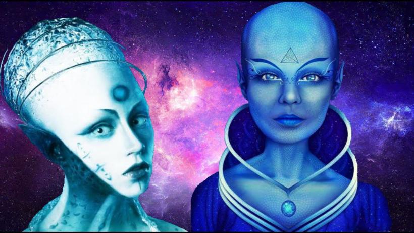 Hình ảnh người ngoài hành tinh đẹp, ấn tượng