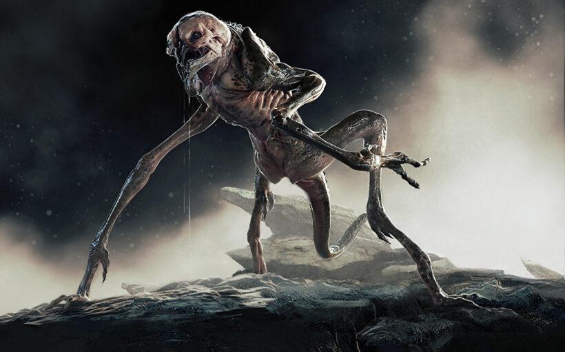 Hình ảnh người ngoài hành tinh kinh dị nhất