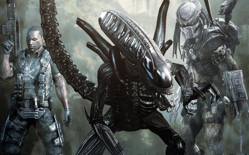 Hình ảnh người ngoài hành tinh kinh dị và đáng sợ