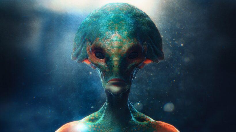 Hình ảnh người ngoài hành tinh siêu nét