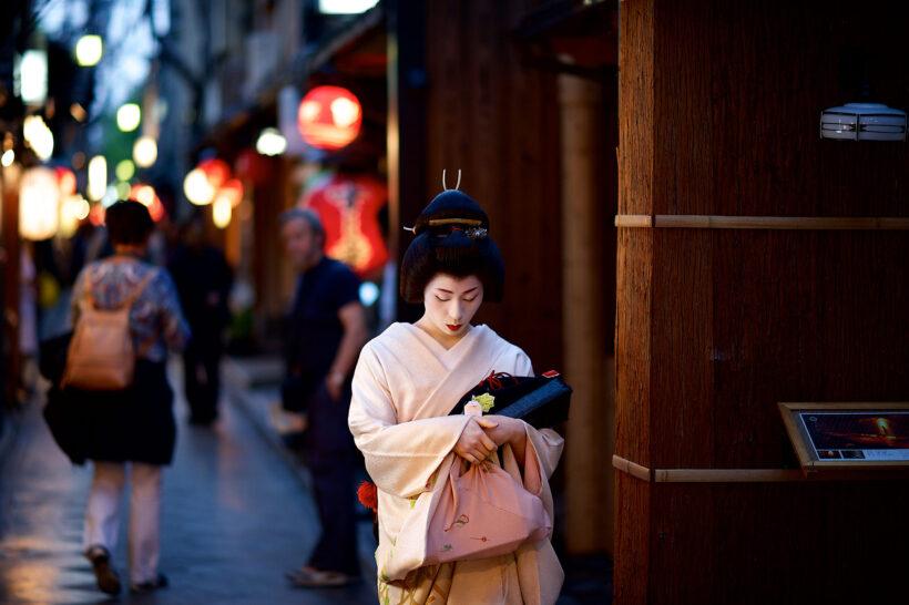 Hình ảnh Nhật Bản - Geisha