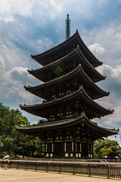 hình ảnh Nhật Bản - tháp Kokufu-ji