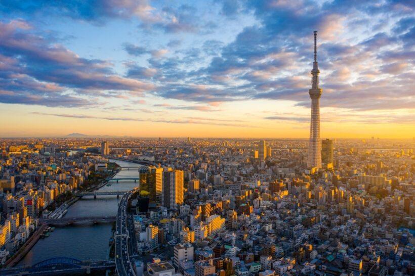 hình ảnh Nhật Bản tráng lệ