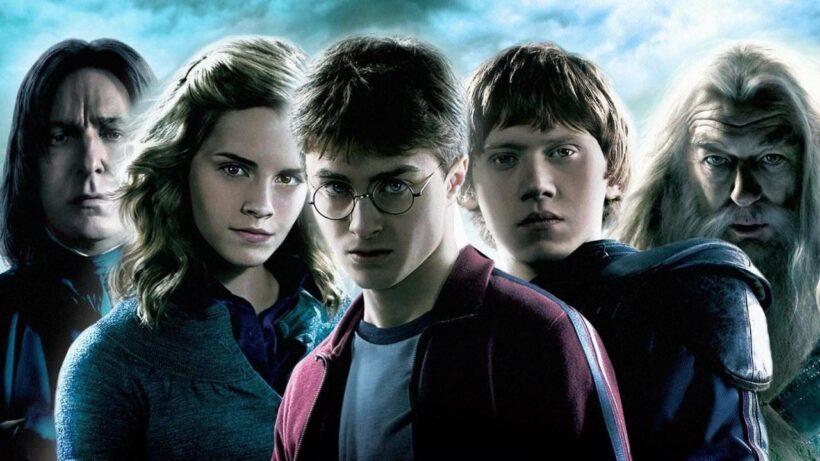 Hình ảnh những nhân vật chính trong phim Hary Potter