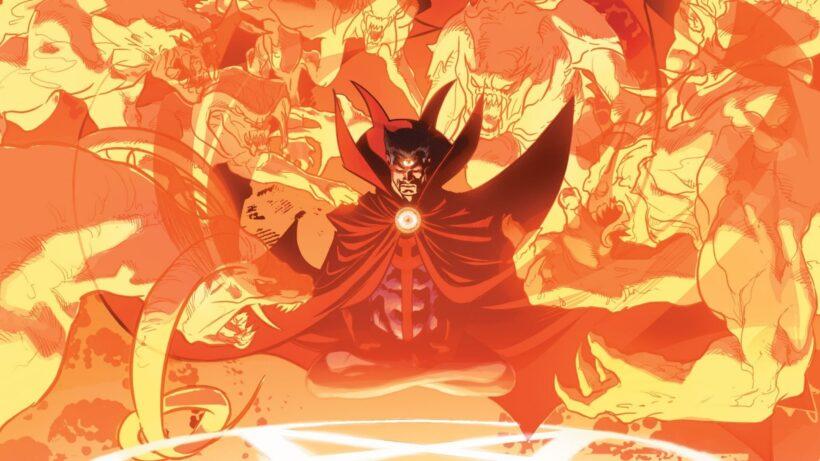 Hình ảnh pháp sư Doctor Strange