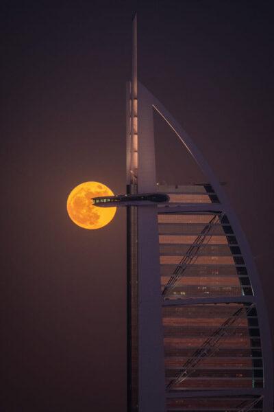 hình ảnh siêu trăng đẹp