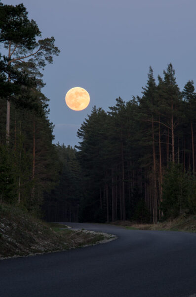hình ảnh siêu trăng đẹp ấn tượng