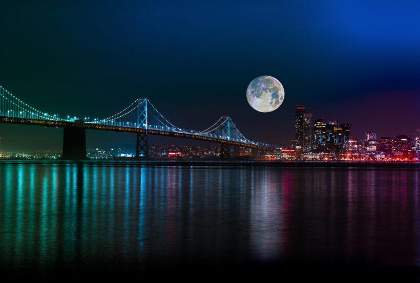 hình ảnh siêu trăng đẹp nhất