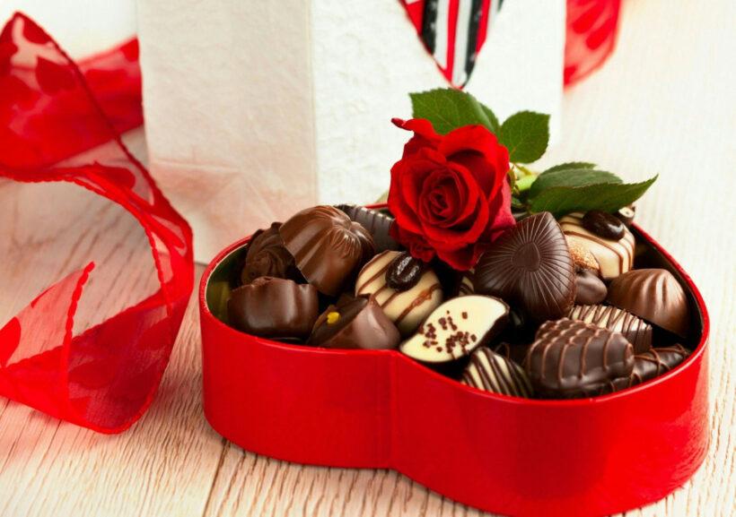 Hình ảnh Socola đẹp, ngọt ngào, lãng mạn nhất cho ngày lễ Valentine
