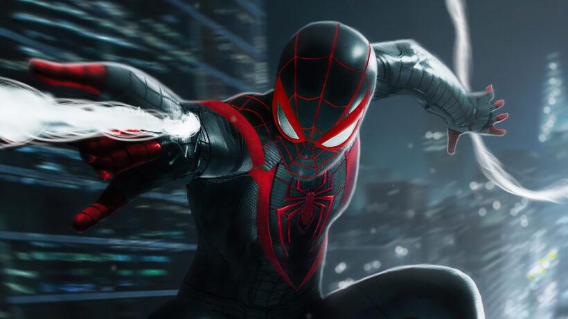 Hình ảnh Spider Man 4K